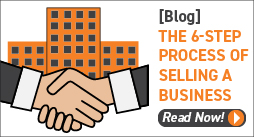 Link to 6 Steps to Selling Your Business Blog