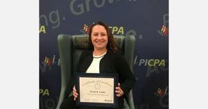 Nicole Cradic PICPA Young Leader Award