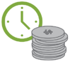 Outsourced Accounting Benefits Icon 3 - Trout CPA