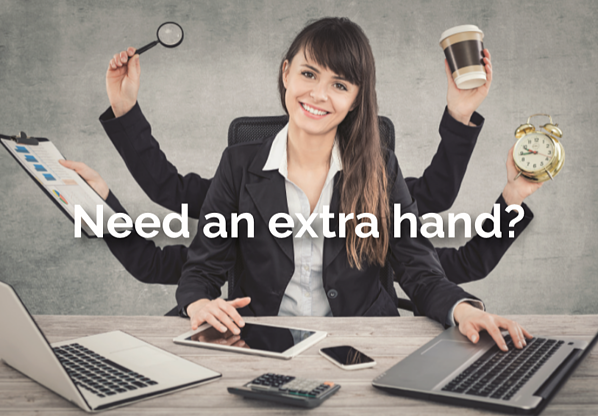 Outsourced-Accounting Need an Extra Hand - Trout CPA