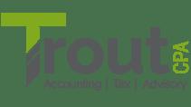 Trout CPA Logo