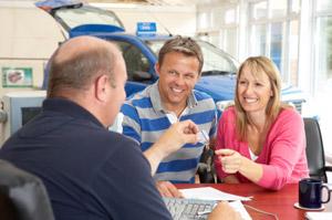 automobile dealerships accountants