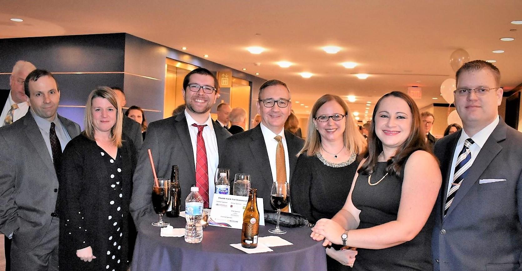 TEG Professionals Attend the 2019 ABC Keystone Inaugural Gala