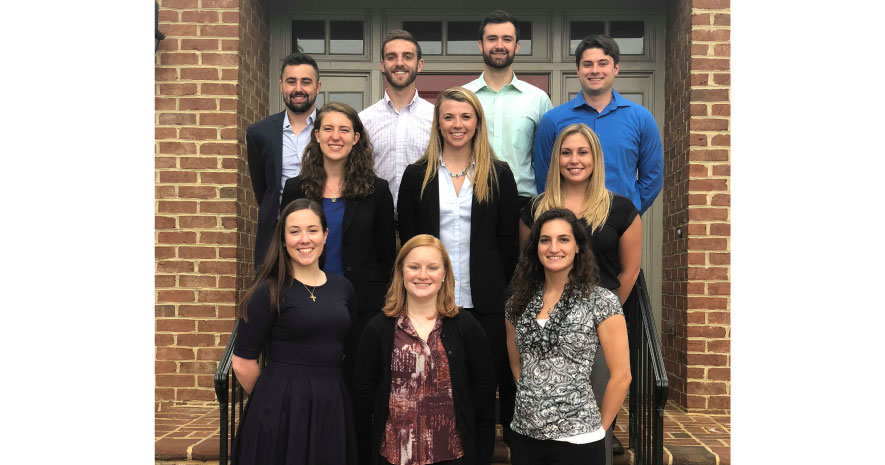 TEG Welcomes 10 New Accounting Interns