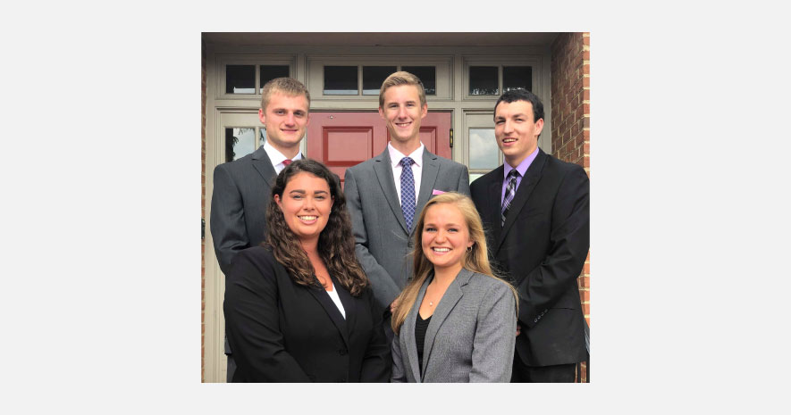 Trout, Ebersole & Groff, LLP Hires 5 Staff Accountants