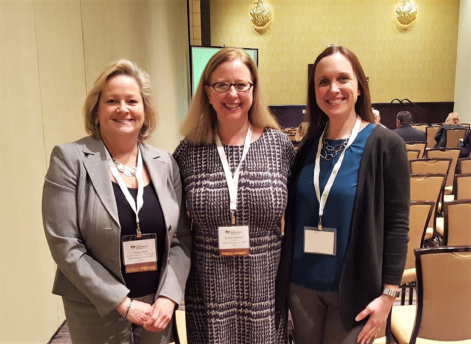 TEG Professionals Attend Benecon's 2018 Health Benefits Seminar