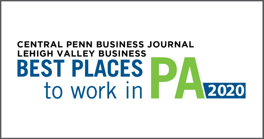 Firm Earns 26th Spot for Best Places to Work in PA