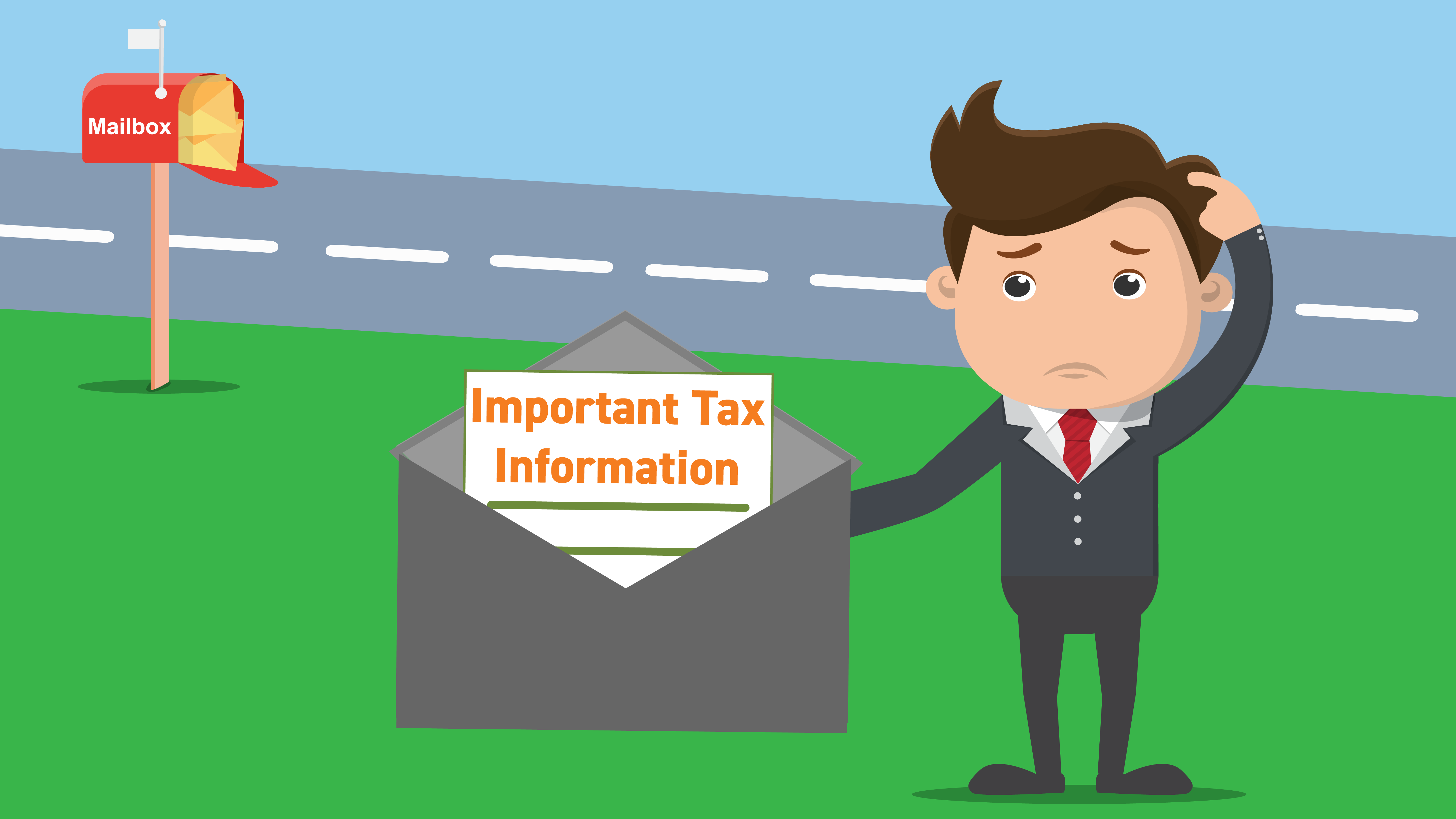 Important Tax Info Mail - grass background-01
