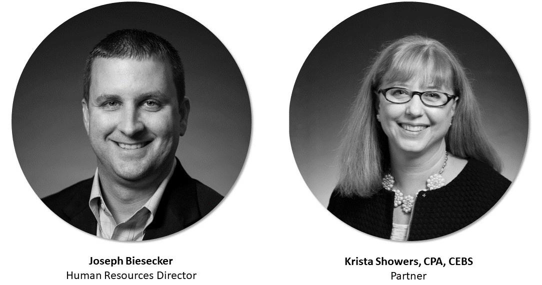 Joe Biesecker & Krista Showers Serve as Judges for PA FBLA Event