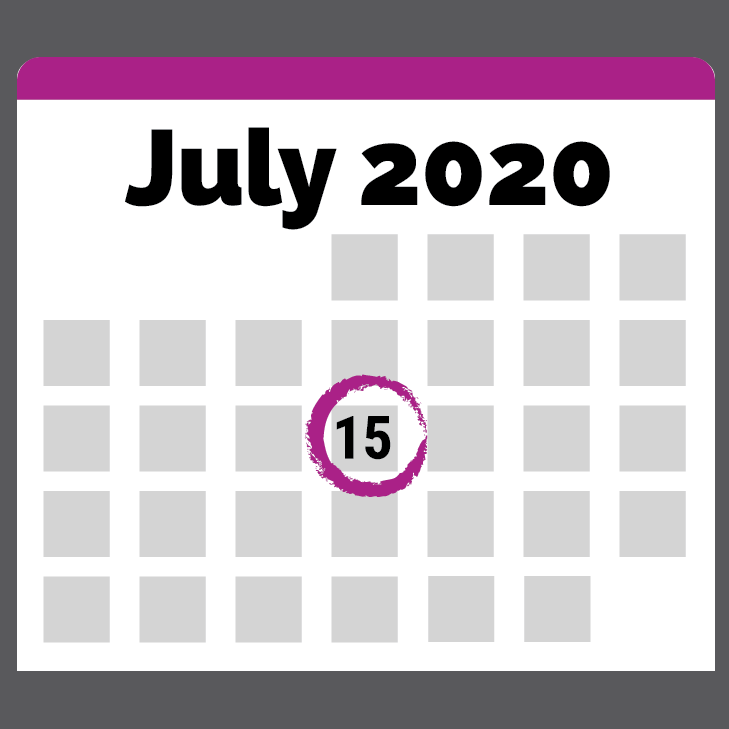 Federal Tax Filing Deadline Extended to July 15, 2020