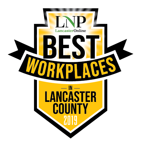 Firm Named #3 Best Workplaces in Lancaster County