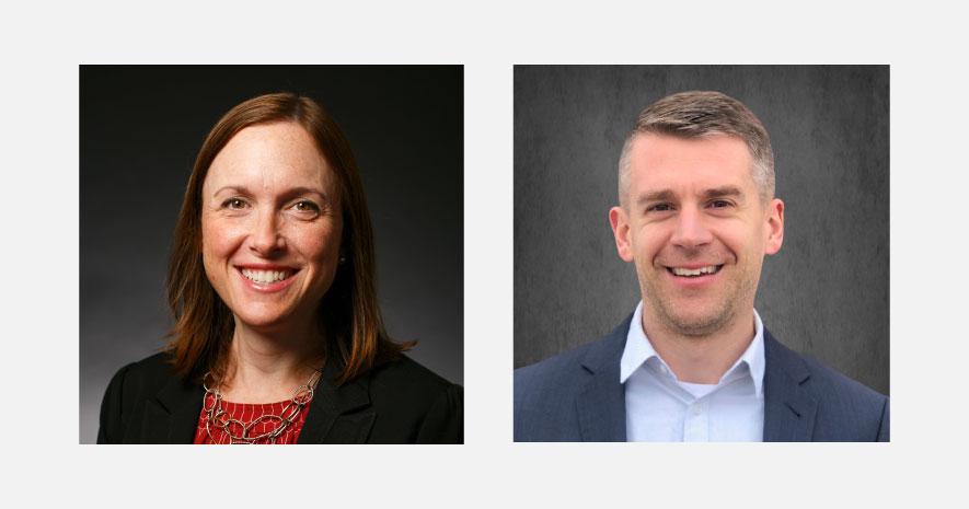 Trout CPA Names Megan Senkowski and Randall Weaver to Partnership