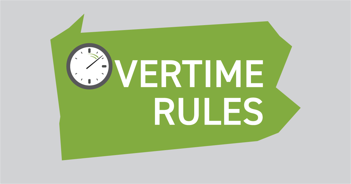 PA Overtime Rules Image