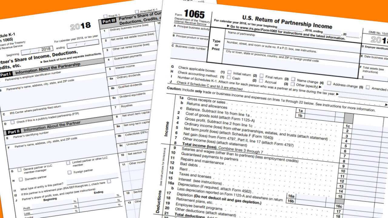 form 1065 extension deadline  Eligible Partnerships Granted Extension to File Form 12 ...