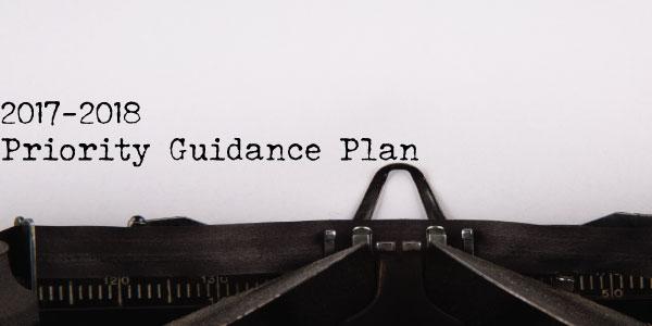 Priority-Guidance-Plan