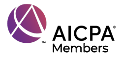 AICPA members logo