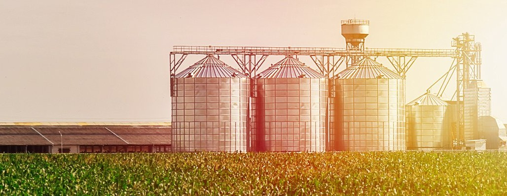 photo of an agribusiness